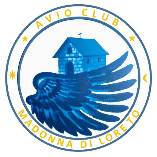 logo Avioclub Madonna di Loreto